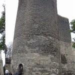 アゼルバイジャンの世界遺産『乙女の塔』